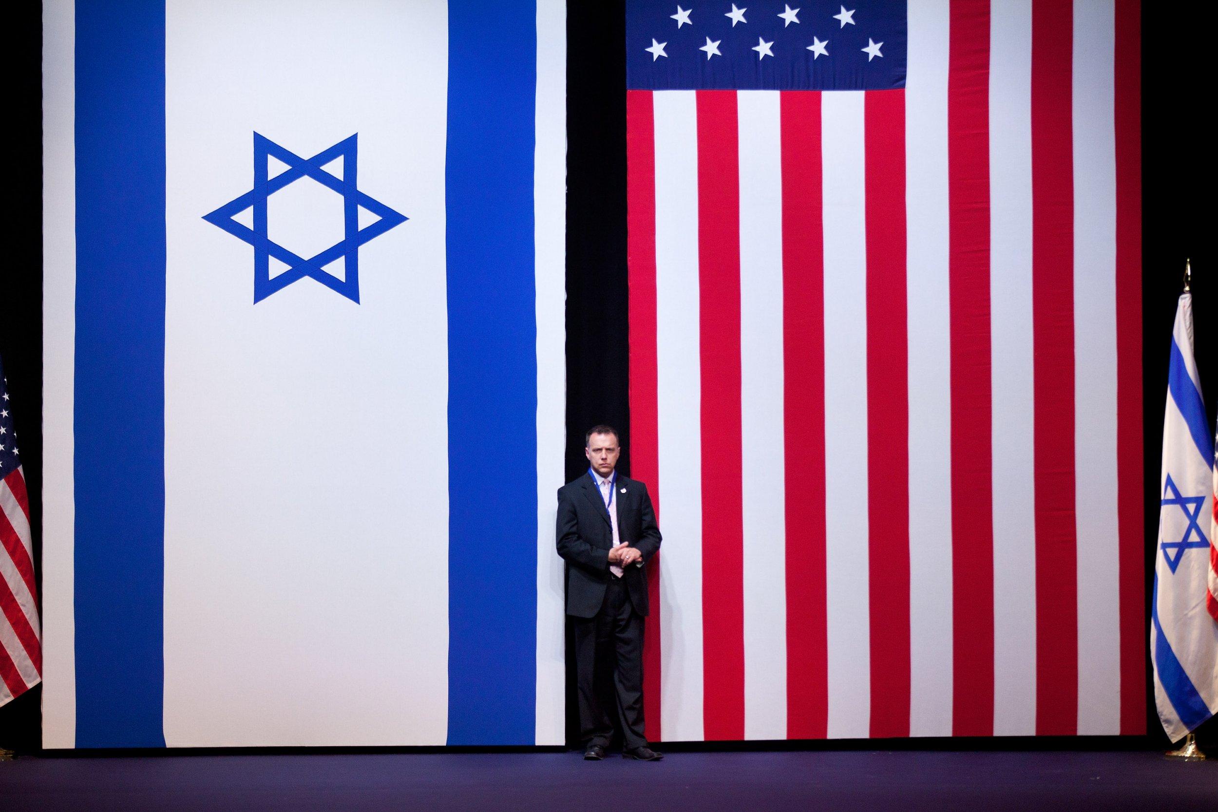 Israel America IfNotNow Birthright New York protest Jews