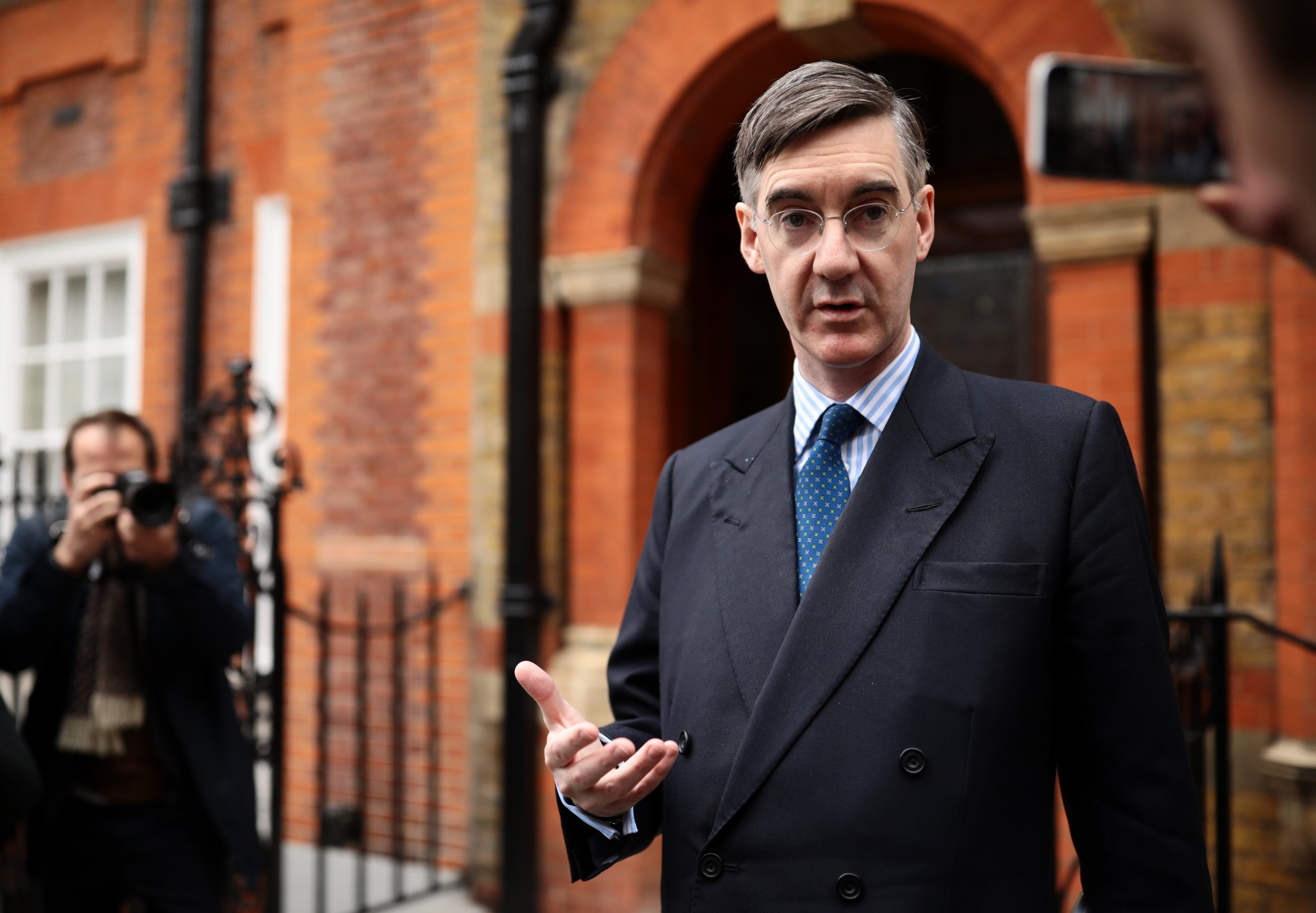 Brexit European Union Jacob Rees-Mogg
