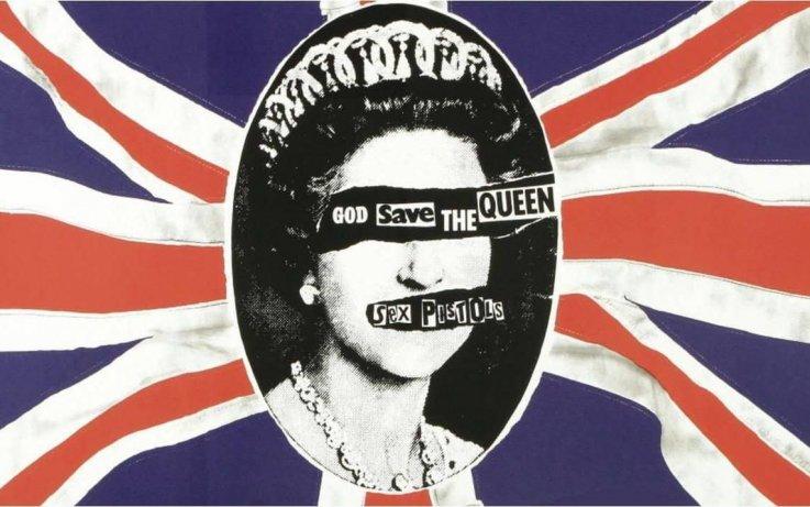 god save the queen punk sex pistols