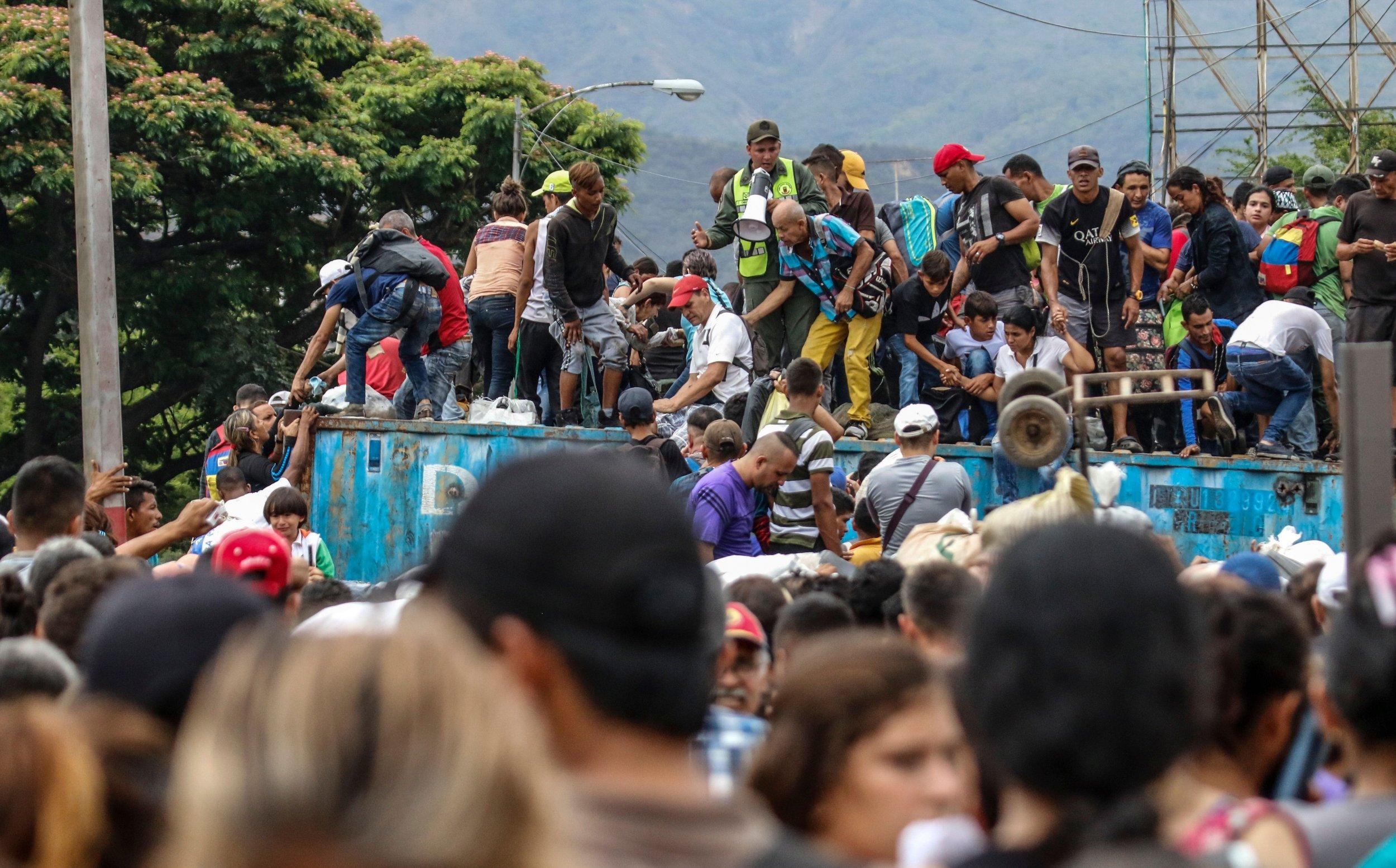 Border, Crisis, donald, trump, immigration