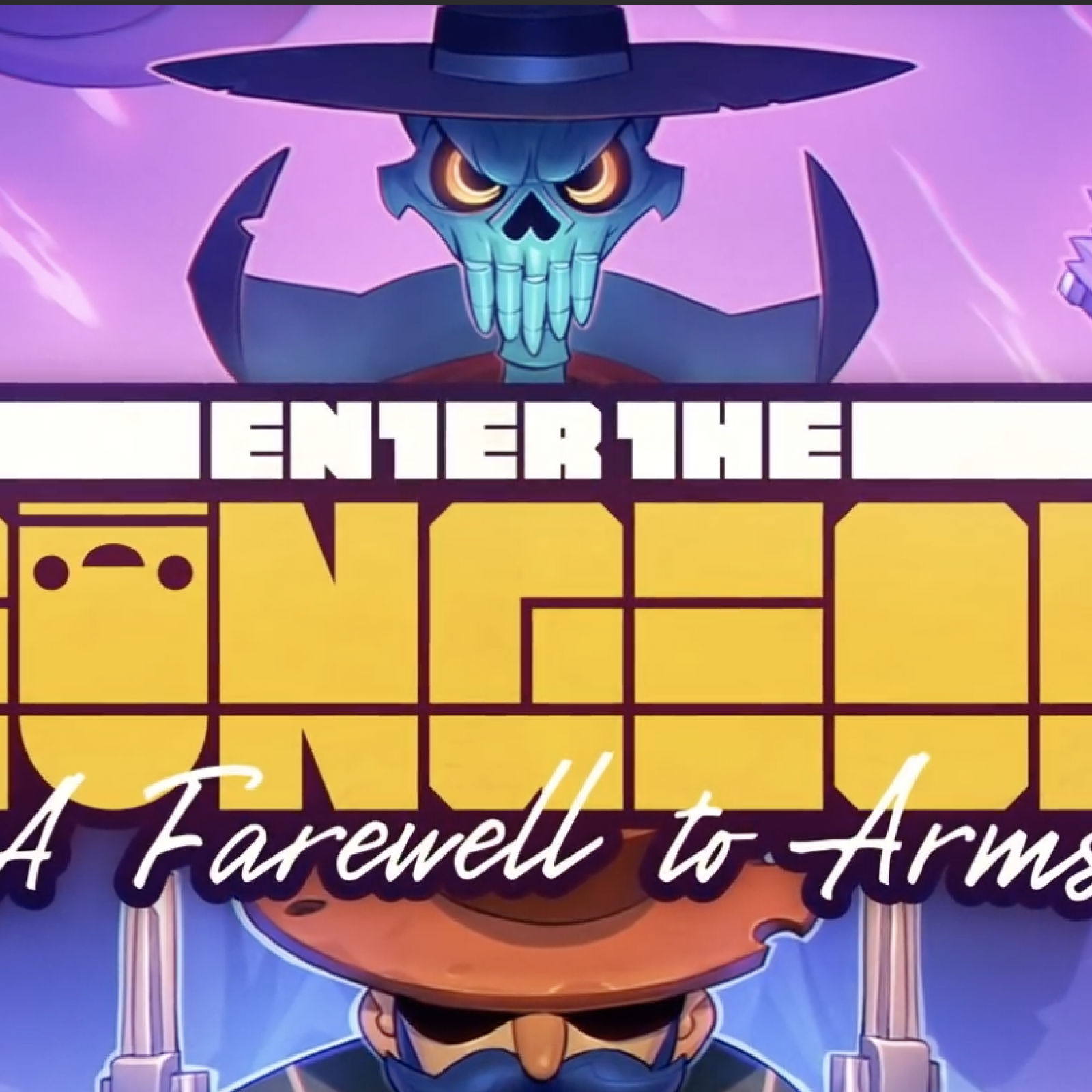 Enter the Gungeon' New Characters: How To Unlock Gunslinger and
