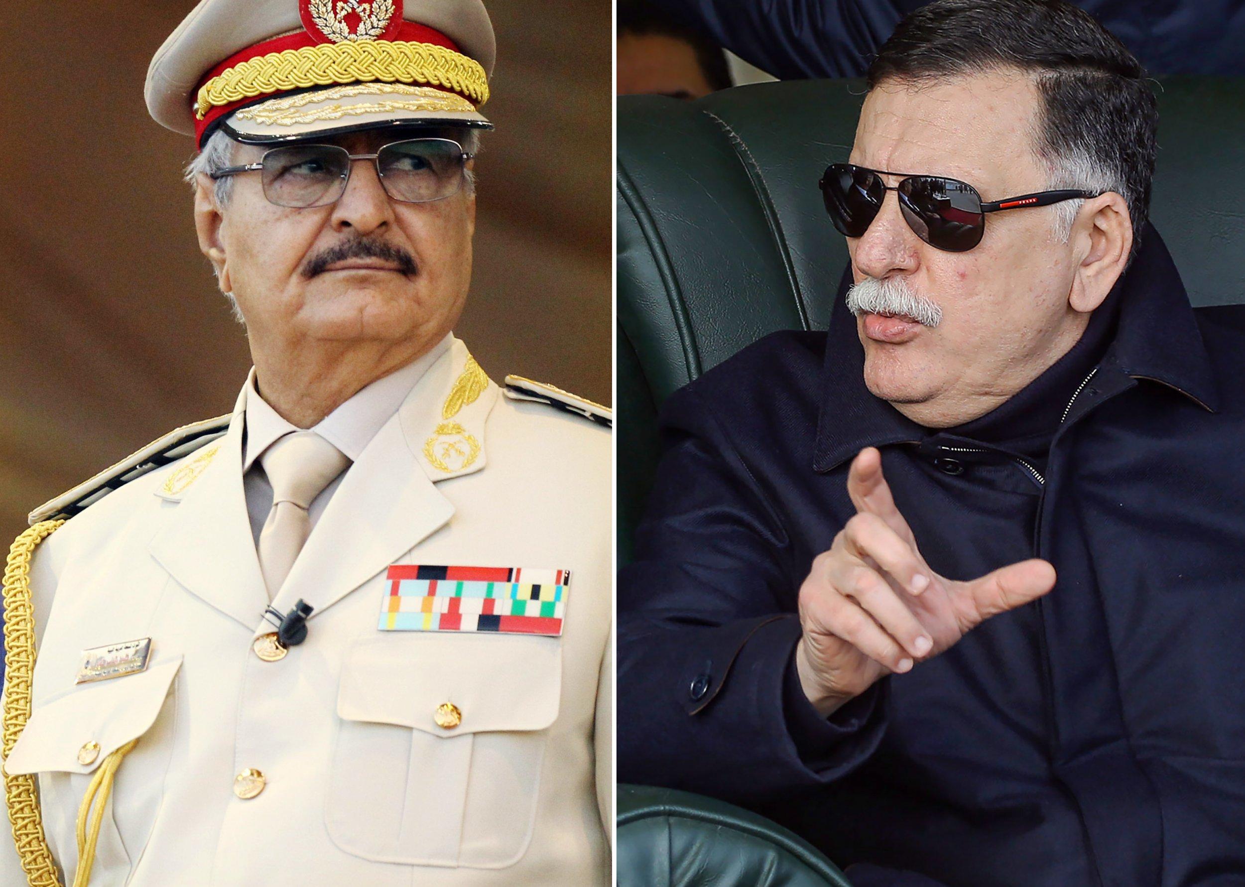 libya, general, U.S., world, haftar, army