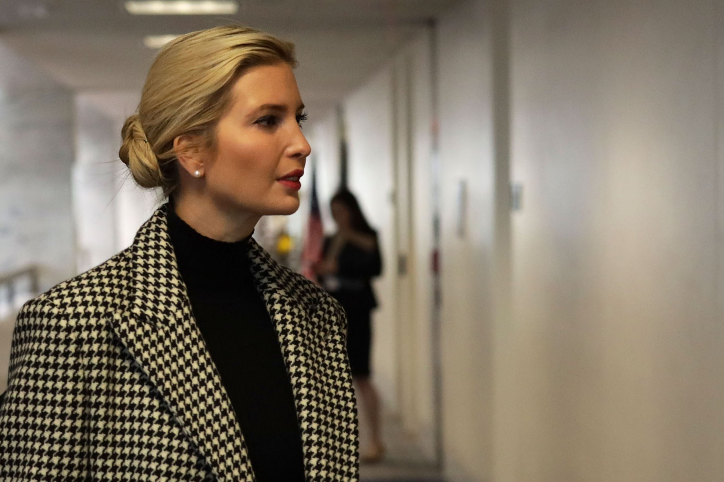ivanka, trump, paid, family, leave