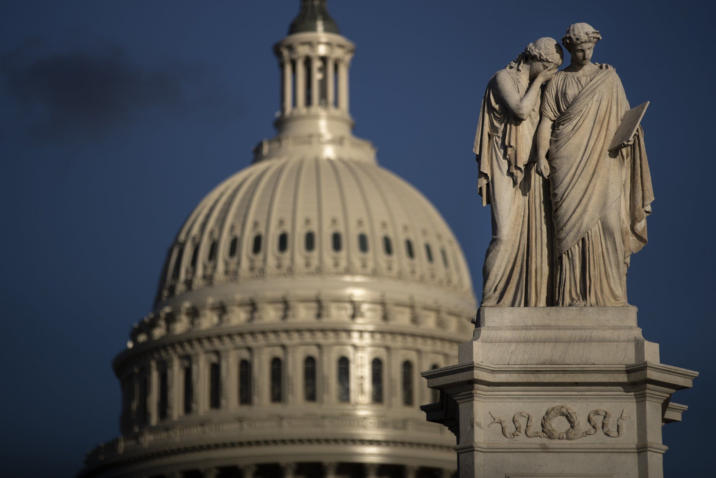 Senate Majority Leader Tells Trump Republicans Won't Replace ObamaCare Now