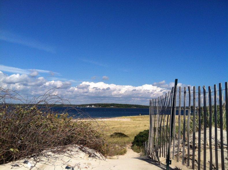 NAPATREE POINT BEACH