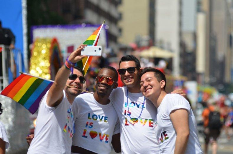 New York City Pride LGBT