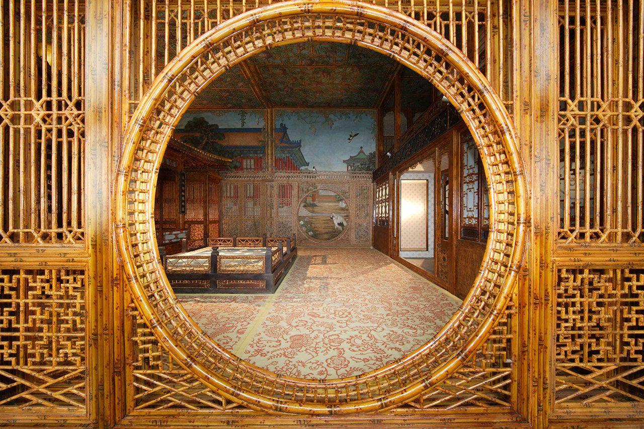 Qianlong Garden, Forbidden City