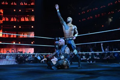 aleister black and ricochet nxt takeover new york