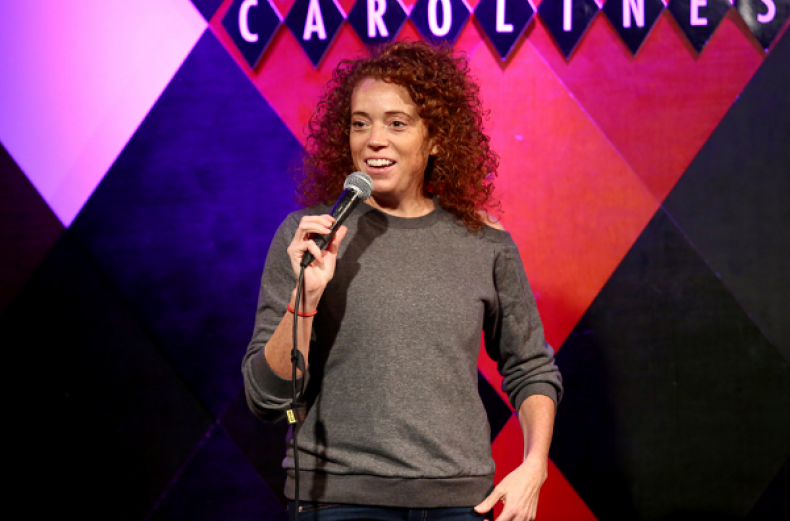 Donald Trump 'doesn't have a big enough spine to attend' Correspondents' Dinner, Michelle Wolf Says