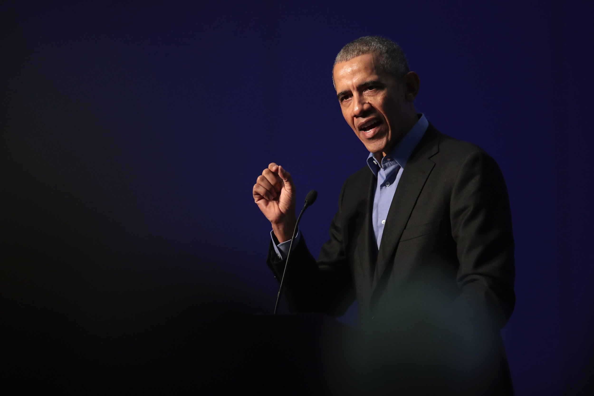 President Obama Chimes In On The Democratic Infighting. His Take Is Enlightening