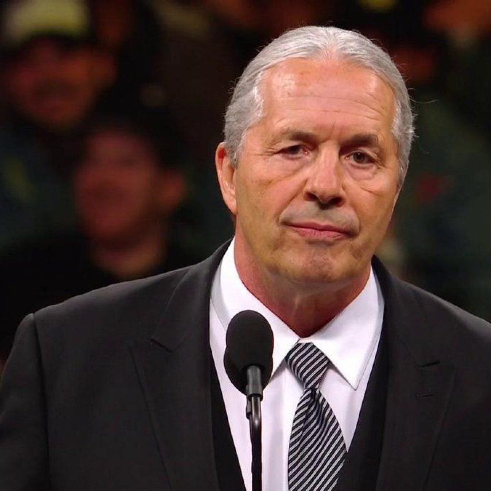 Bret The Hitman Hart Attacked At The Wwe Hall Of Fame