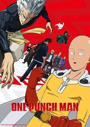 one punch man season 2 poster how to watch online hulu release time