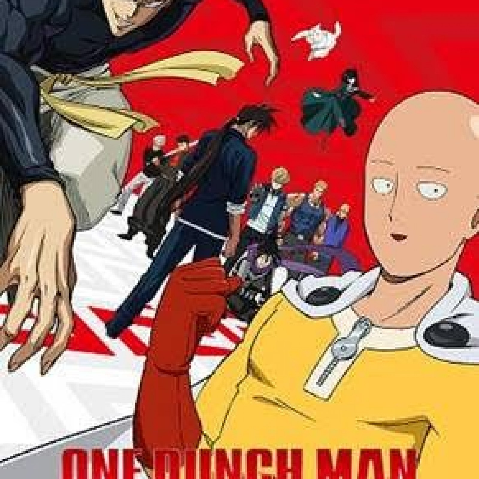 One-Punch Man' Season 2: How to Watch Online