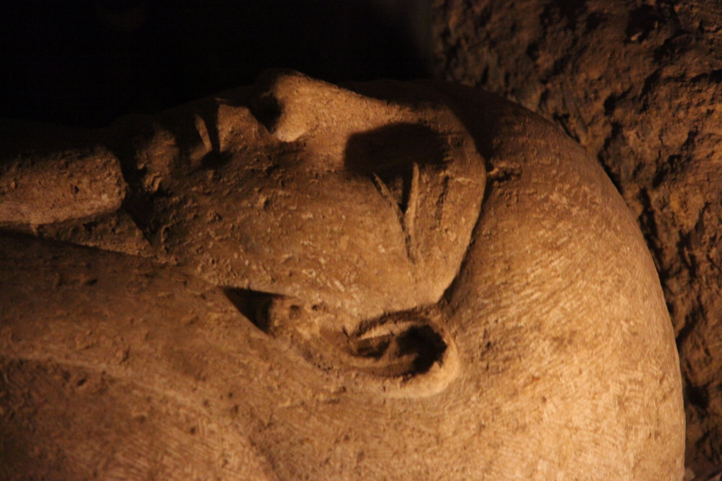 Ancient Egypt Sarcophagus