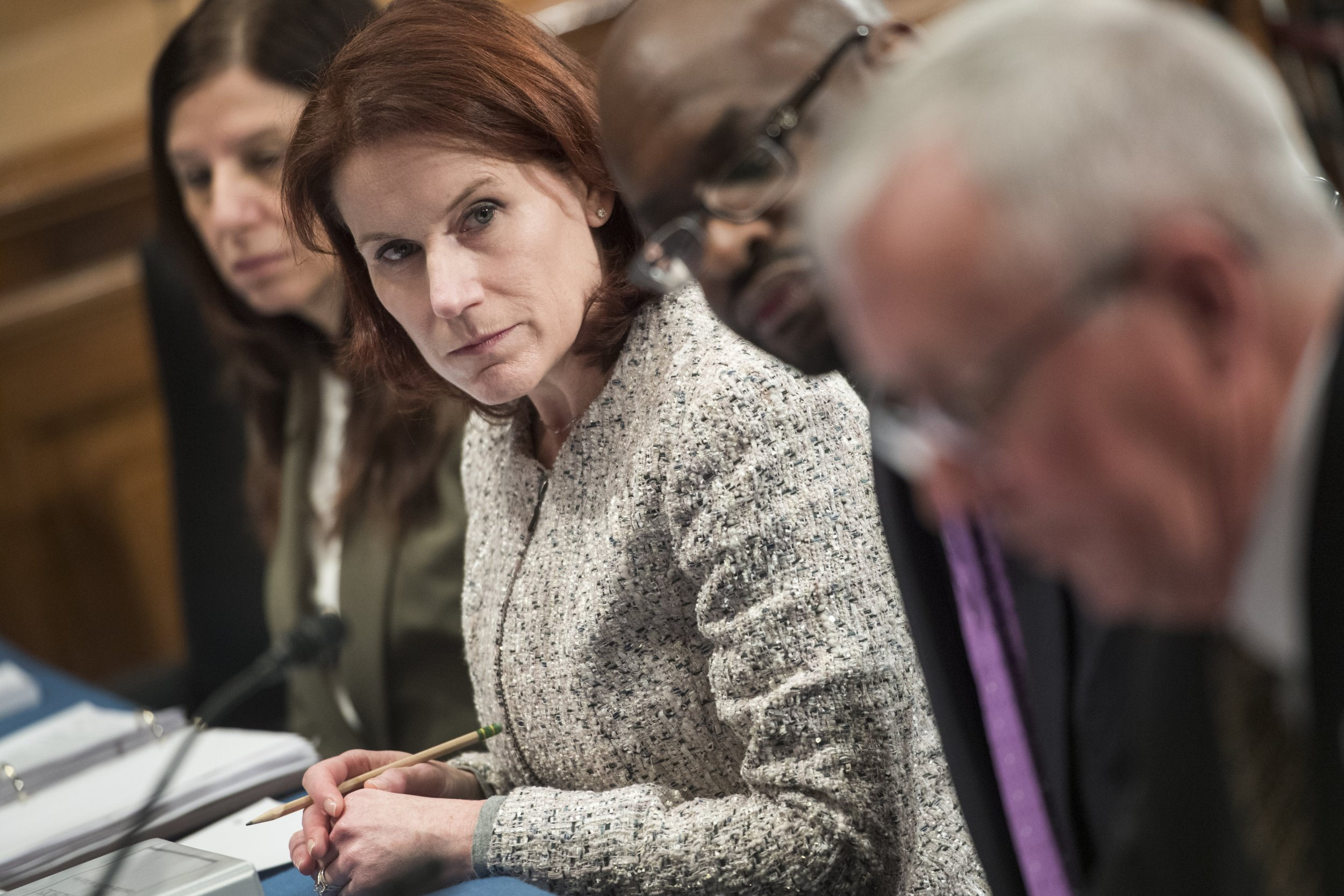 Claire Grady Donald Trump fired