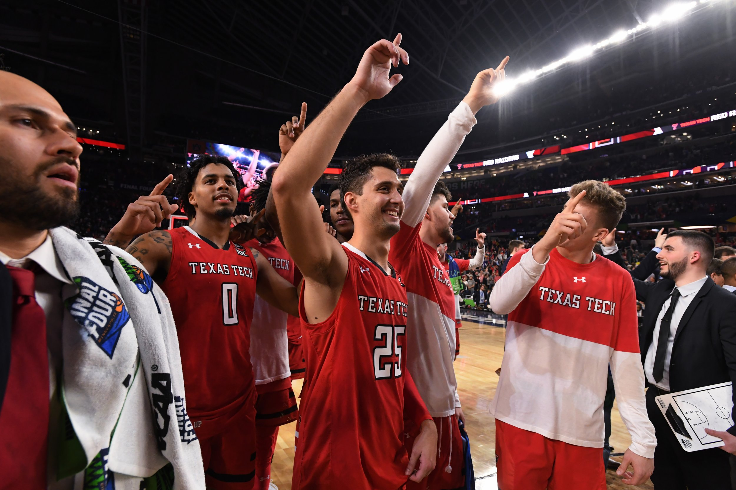When Is the NCAA Final Four 2019: TV Schedule, Live Stream