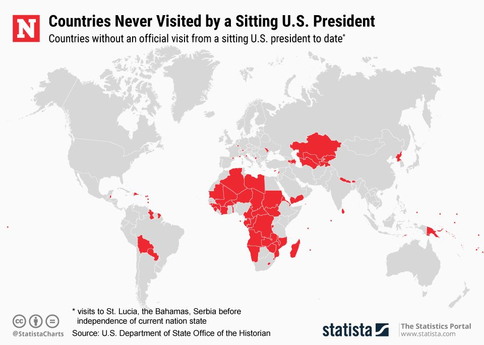 20190405_CountriesNeverVisitedByUSPresident_Newsweek