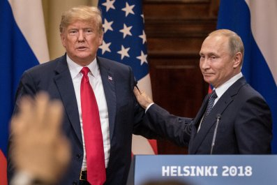 Donald Trump Vladimir Putin dictators