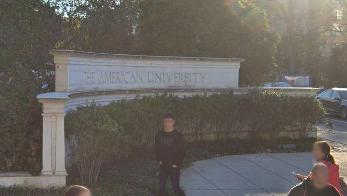 american university racist n-word video viral campus