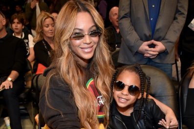 Blue Ivy Steals Show in Beyoncé's 'Homecoming' Documentary Trailer