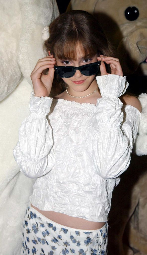 5 Emma Watson Style Evolution - 2002