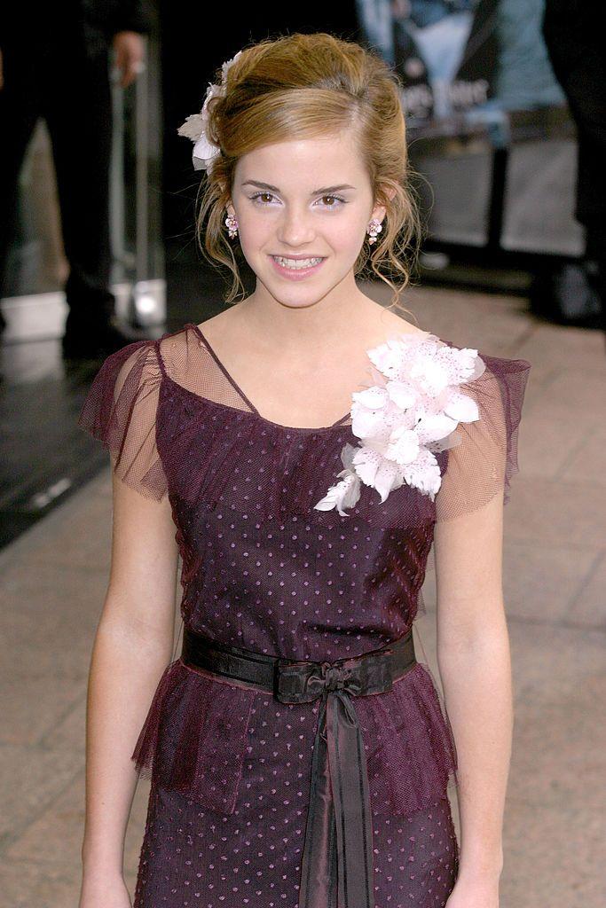 8 Emma Watson Style Evolution - 2004