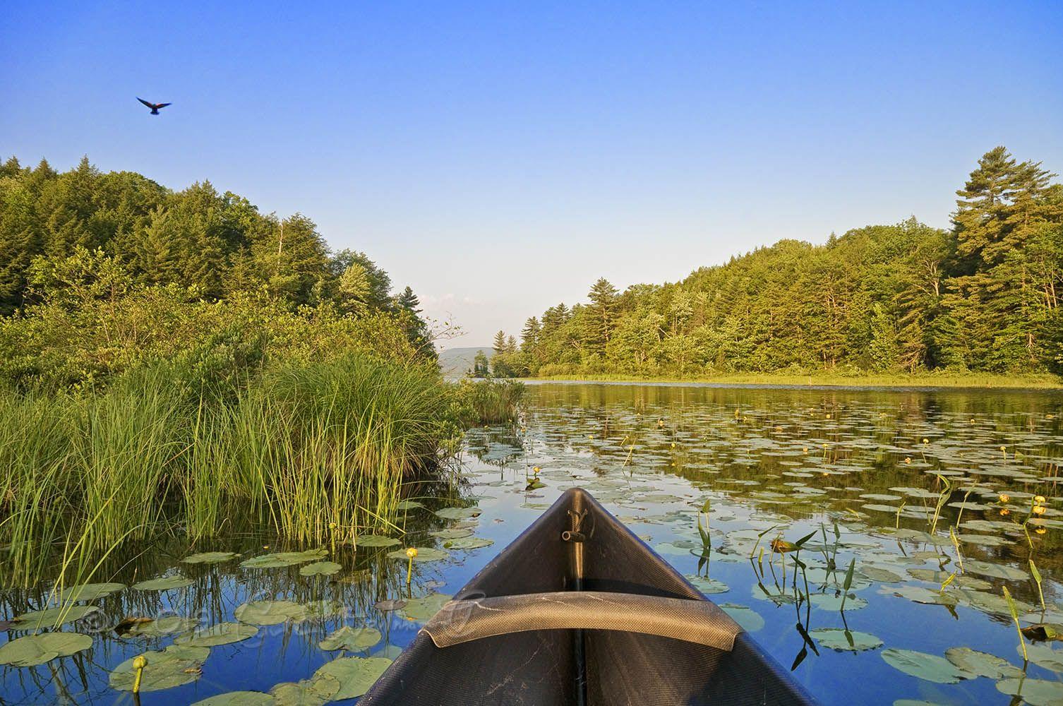 2 The Trails of the Adirondacks - Adirondacks canoe
