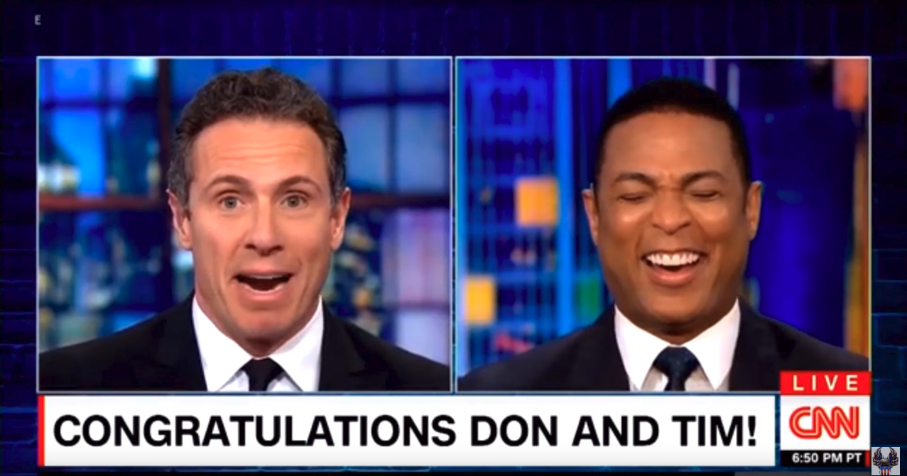 don lemon chris cuomo cnn engagement ring
