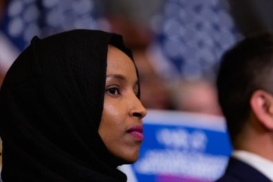Ilhan Omar, Jewish people