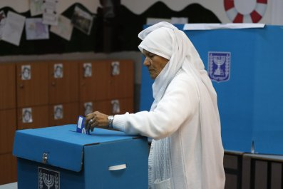 Israel elections hidden cameras Likud Netanyahu