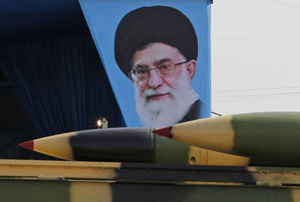 Iran, missiles, trump, irgc, rouhani