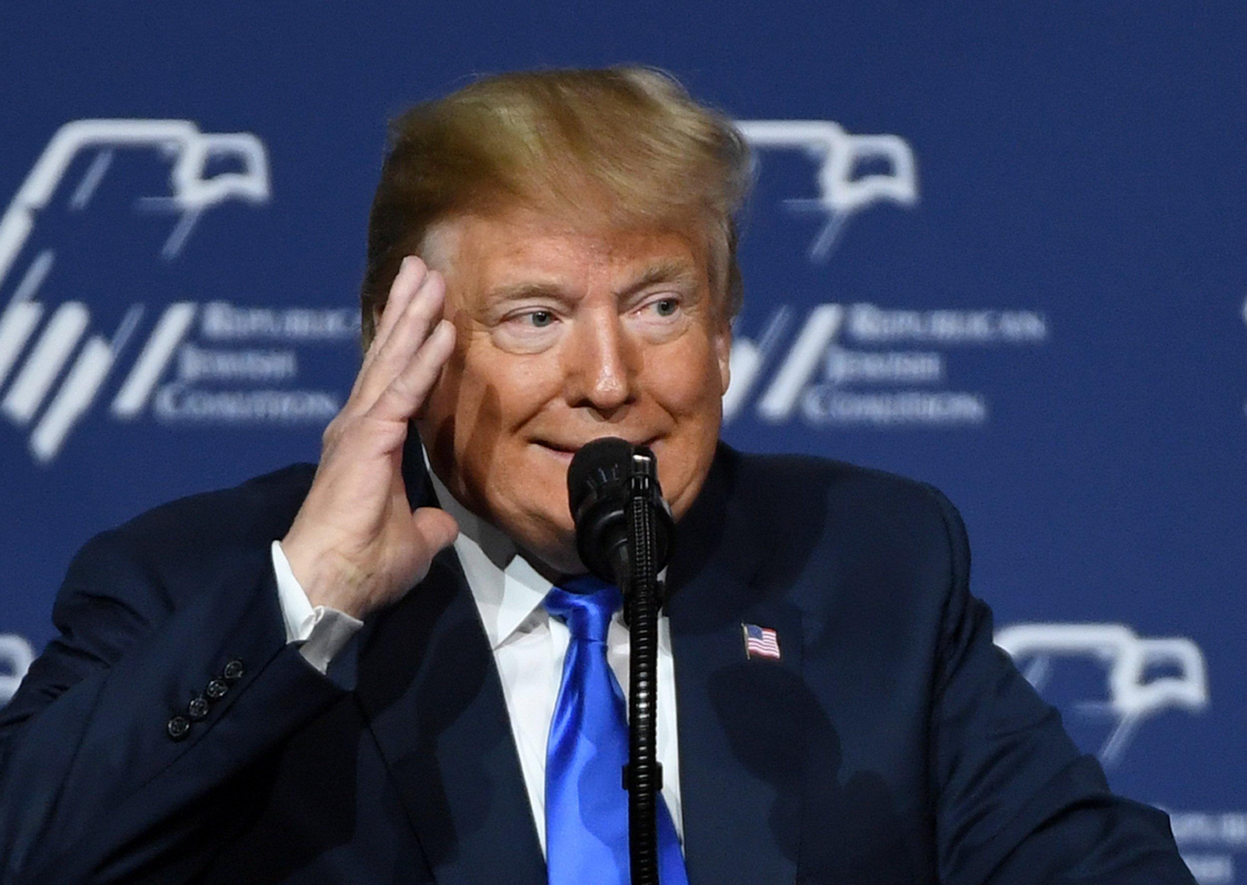 Donald Trump trade war IMF