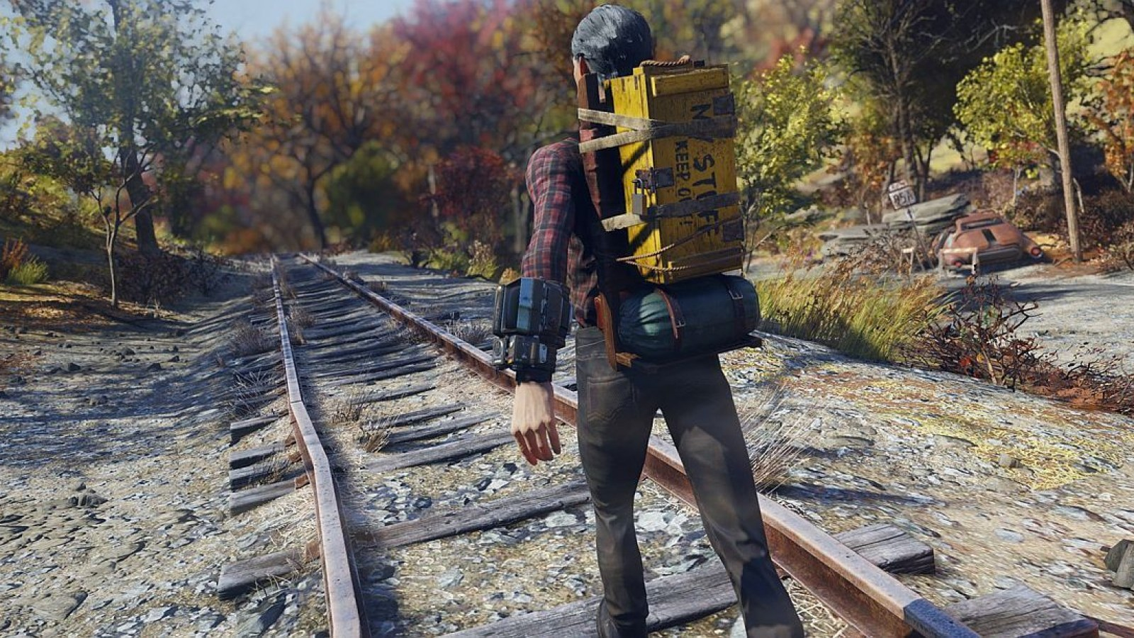 Fallout 76' Patch Notes: Update 8 0 Adds New Quests and Balances to