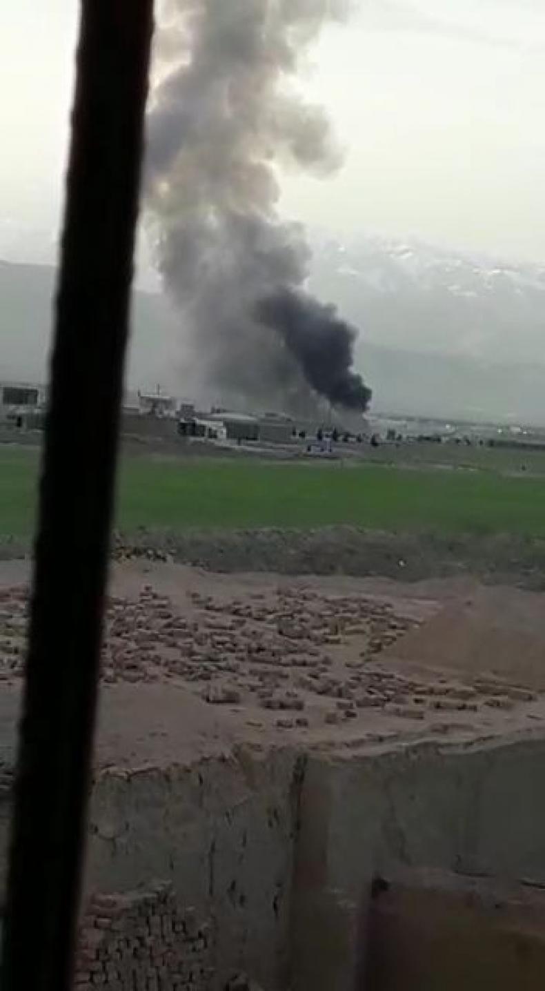 TalibanBombingMarines_9April2019