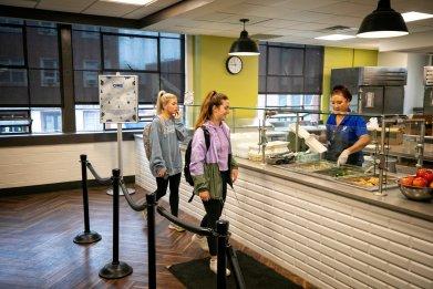 ONE cafe university of kentucky hunger strike $1 meals