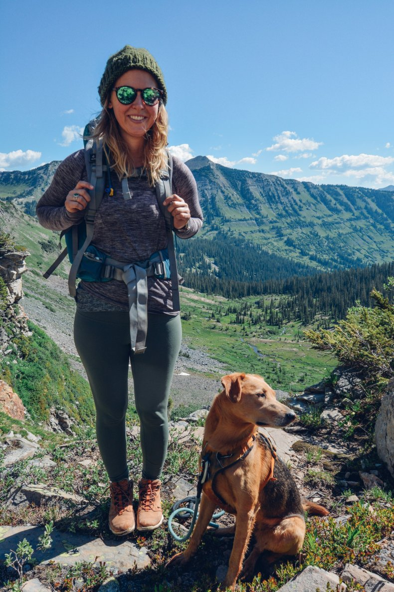 Vanlife Diaries Kathleen Morton Backpacking in Crested Butte, Colorado