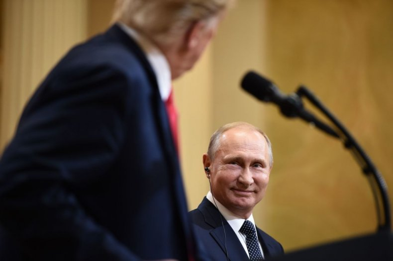 vladimir, Putin, Mueller, report, trump