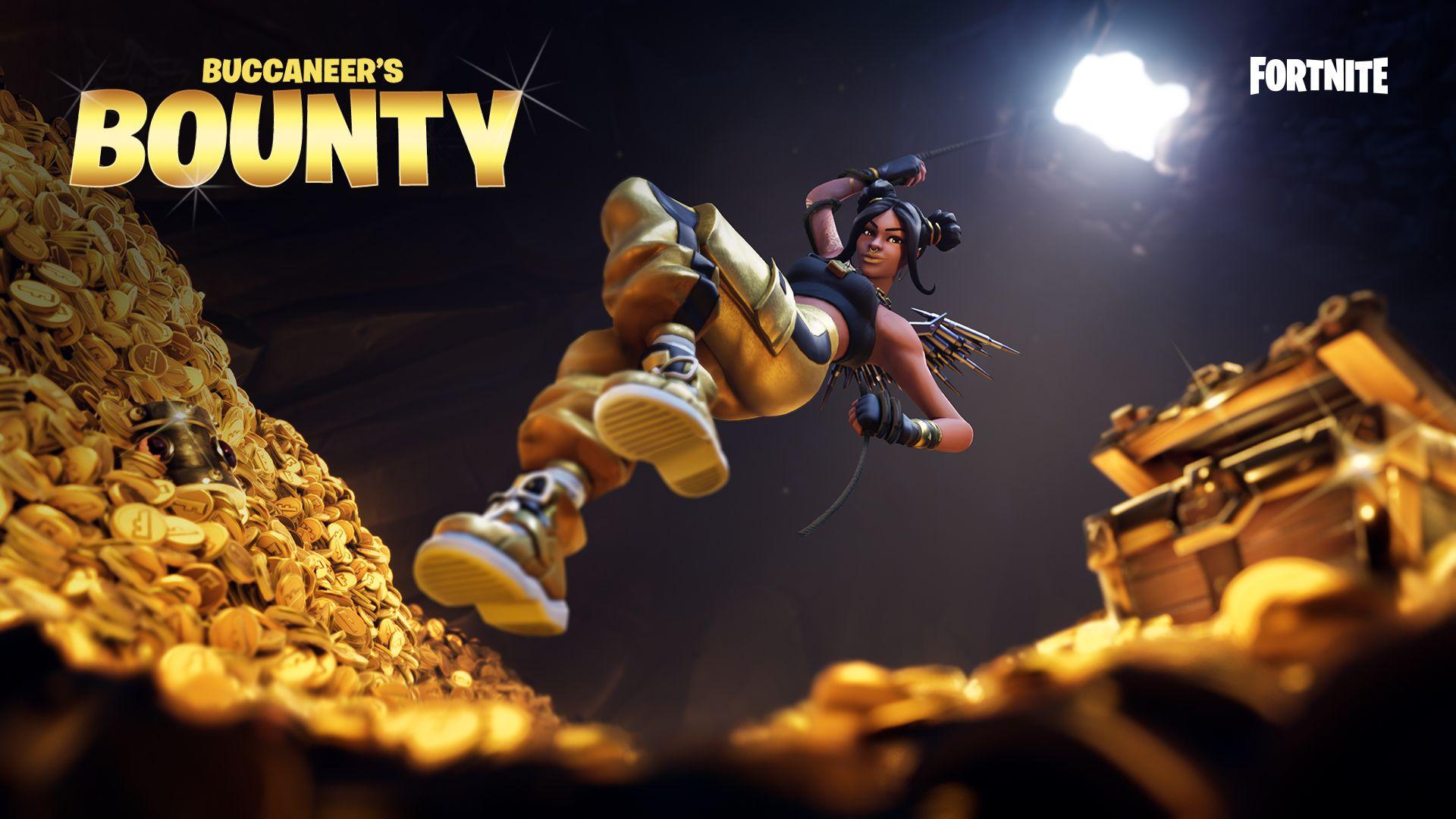 Fortnite' Update 8 30 Adds Reboot Van & Buccaneer's Bounty