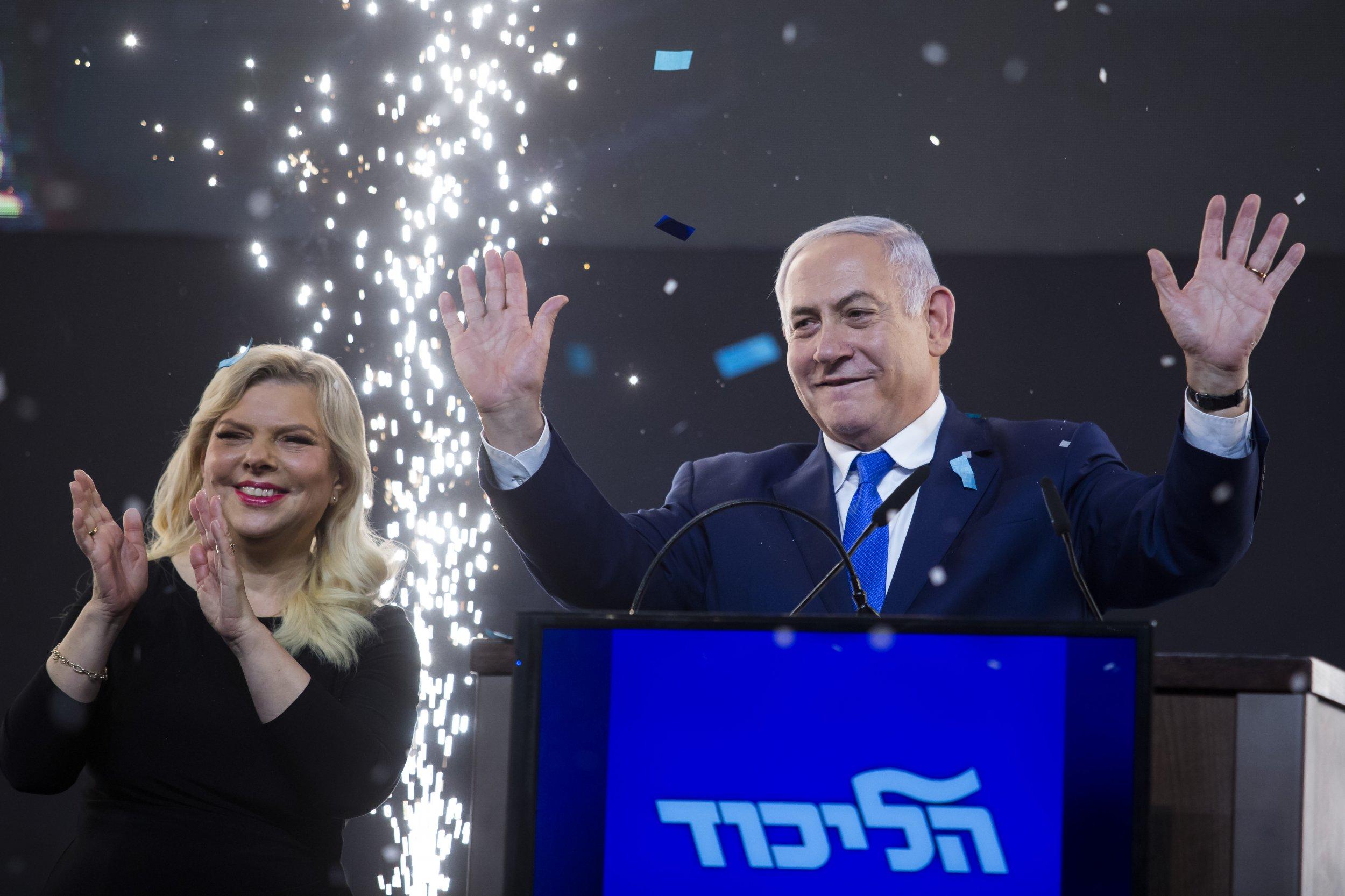 Benjamin Netanyahu election Prime Minister Israel