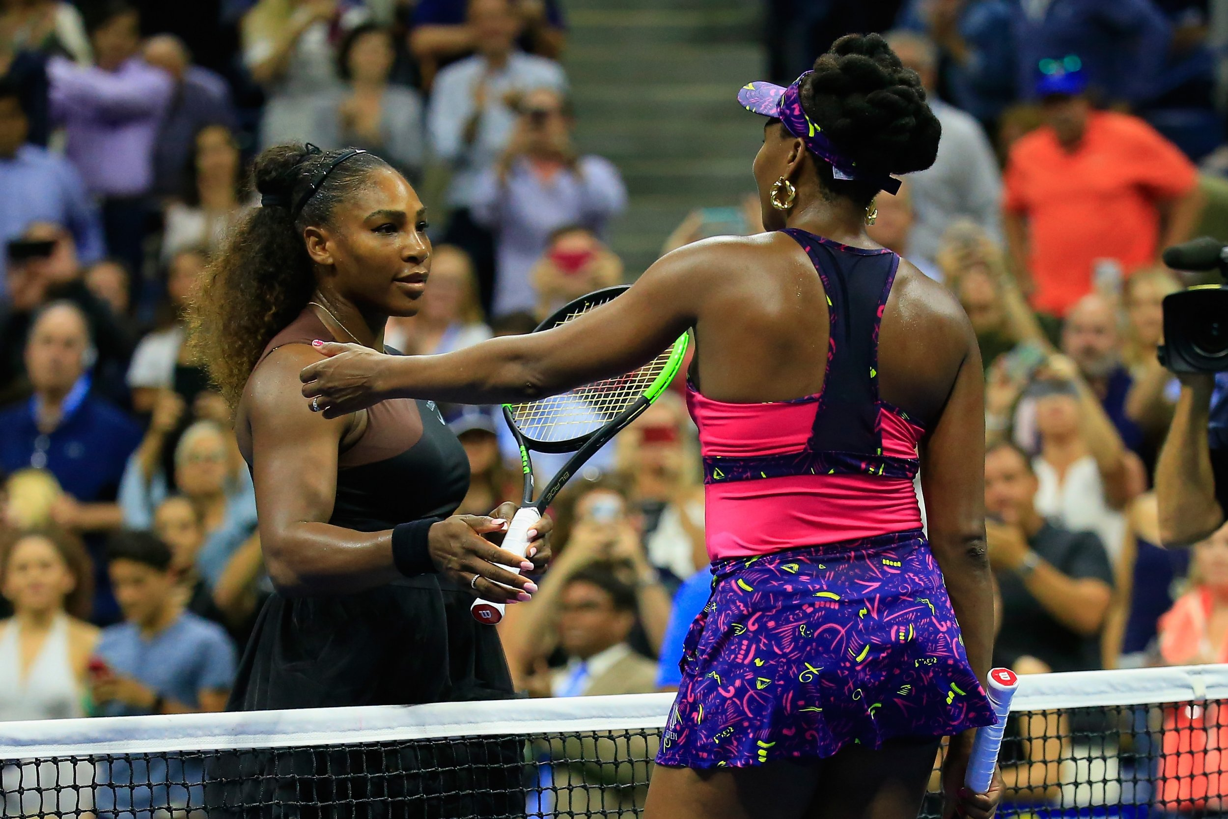 Williams Sisters Getty Image