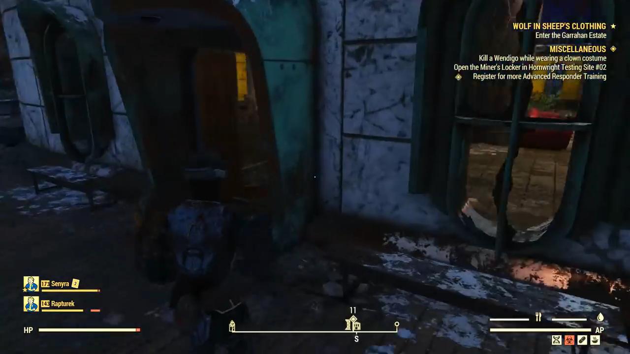 Fallout 76 wolf estate