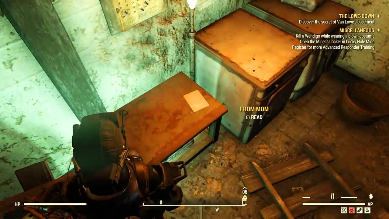 Fallout 76 Costume Shop Location