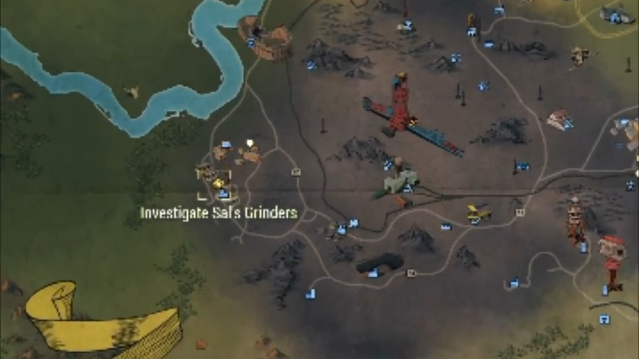 Fallout 76 baa baa sals