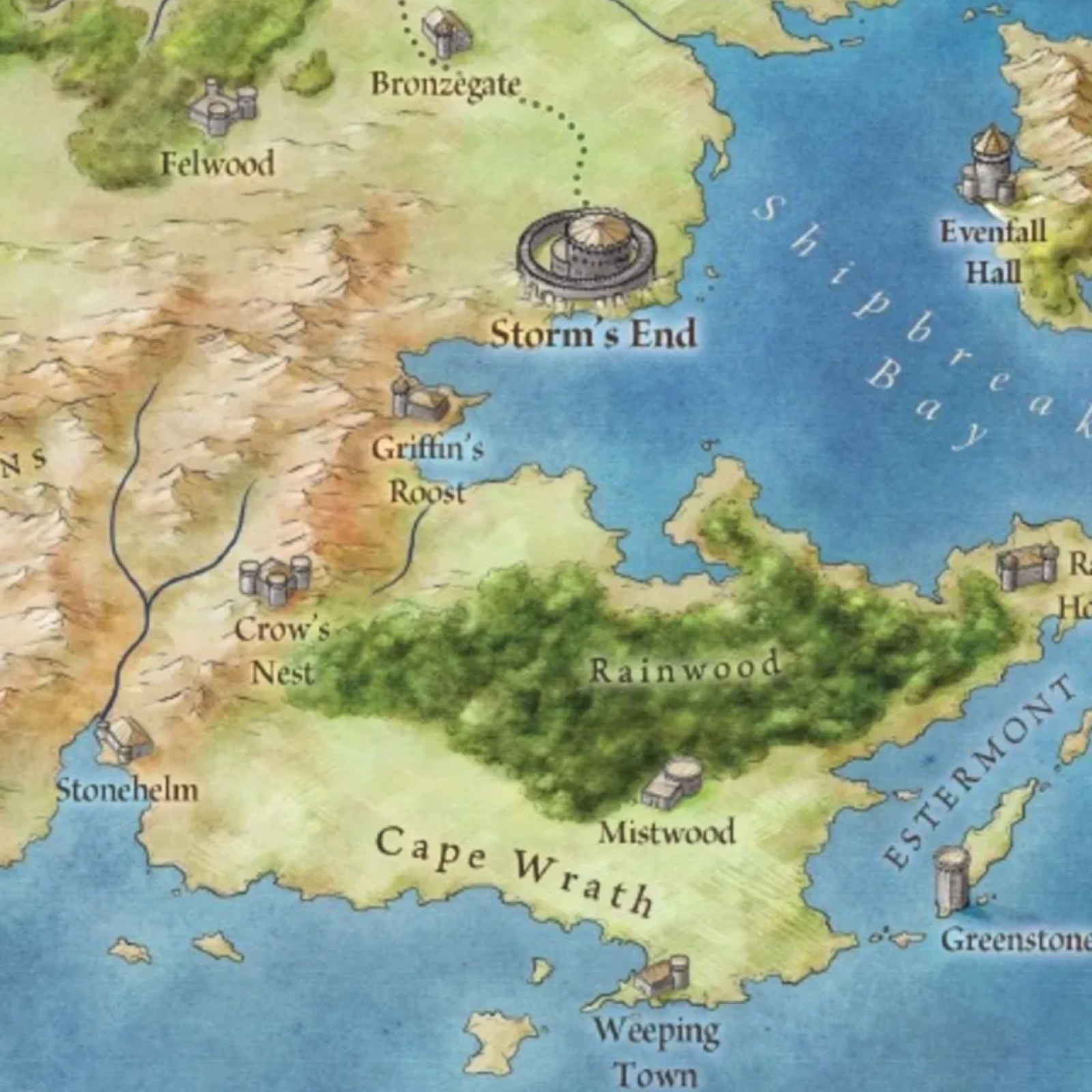 What is the Name of the World in 'Game of Thrones'? The ... Game Of Thrones Map The World on minecraft world map, my little pony friendship is magic world map, the last of us world map, rome world map, guild wars 2 world map, the amazing race world map, harry potter world map, world of warcraft interactive map, forgotten realms map, hyperdimension neptunia world map, the legend of korra world map, gta world map, lotr world map, skyrim world map, the elder scrolls online world map, thousand arms world map, steven universe world map, witcher 2 world map, port royale 3 world map,