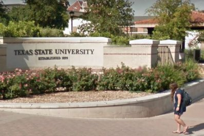 texas state university student government tpusa ban dean of students