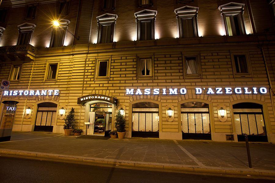 Bettoja Hotels Ristorante Massimo D'azeglio
