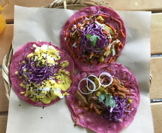 Vegan food tour Eat Like a Local Mexico City