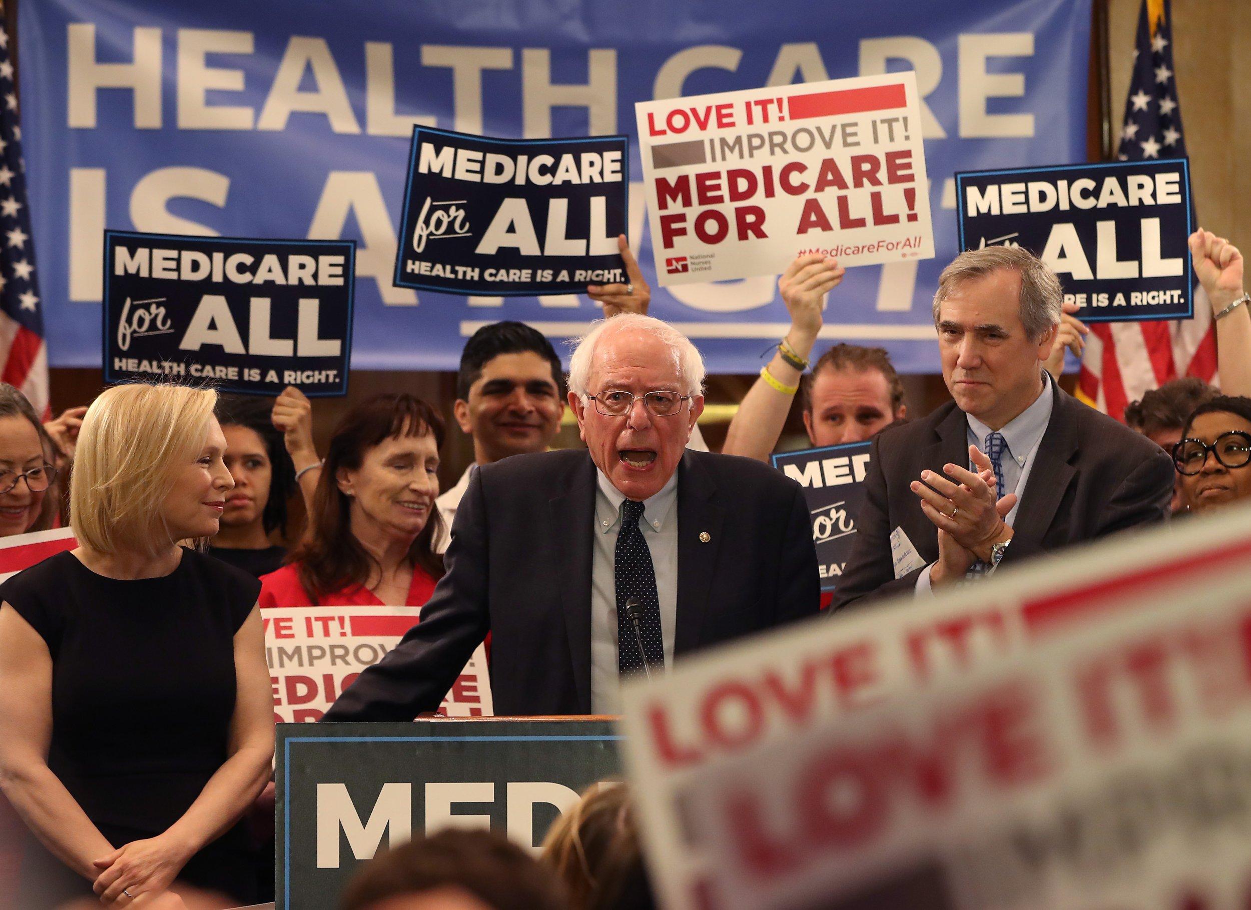 Sanders Medicare for All
