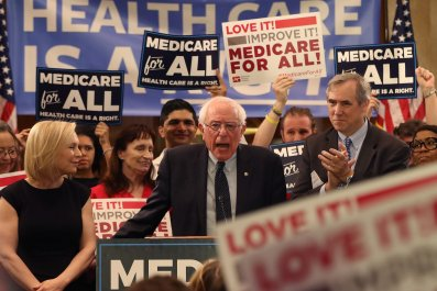Sanders Medicare for All