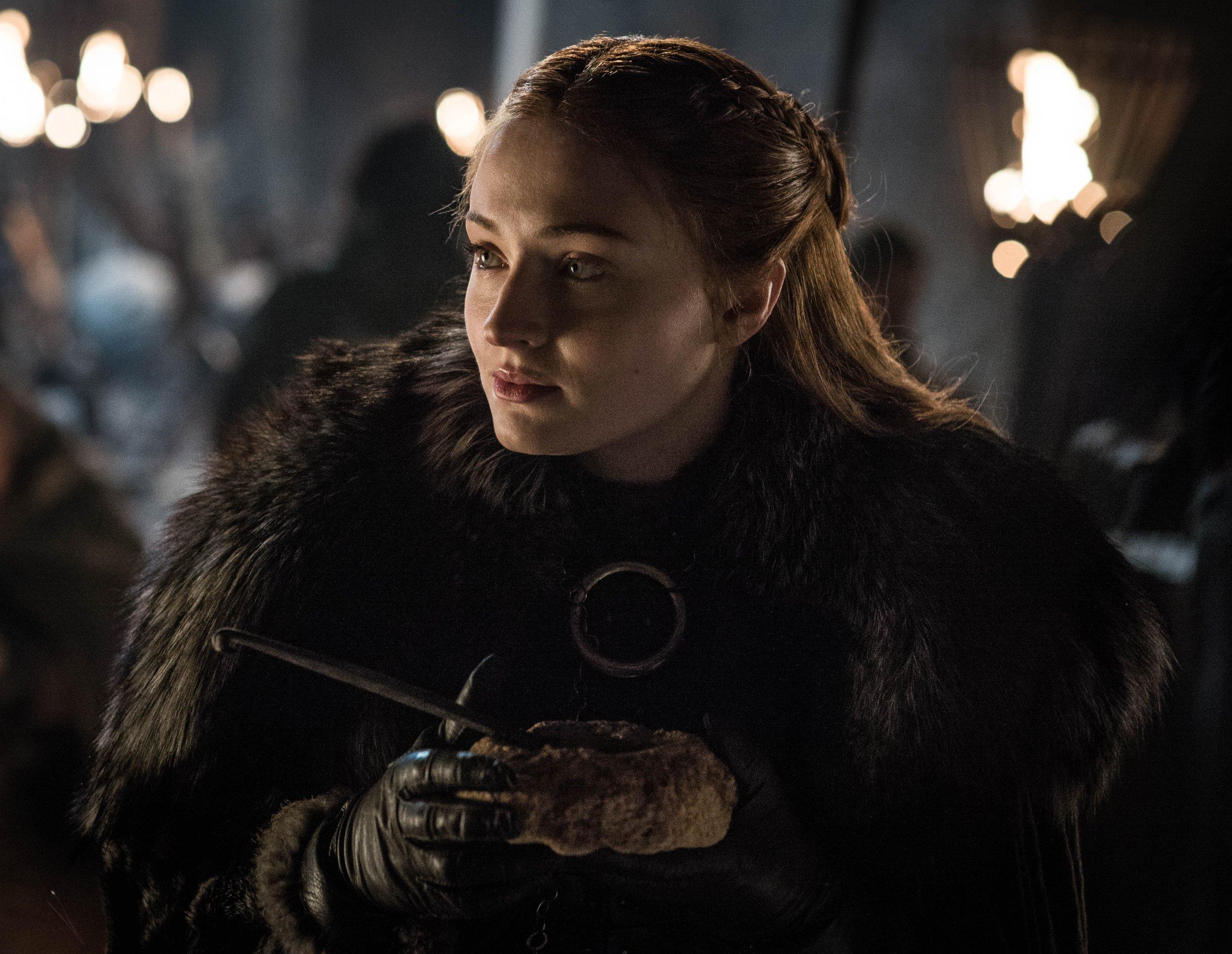 Sansa Jonsa Game of Thrones ships